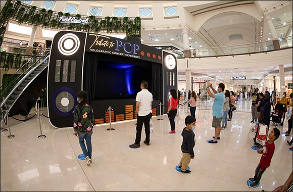 Celebrate Dubai Shopping Festival and Create Memorable Moments, at Mall of the Emirates and City Centre