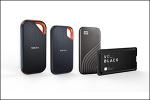 Western Digital Delivers Unmatched Line Up of High-capacity Portable SSDS Across Its Renowned Consum ...