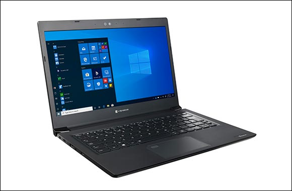 Dynabook Updates Range to Bring 11th Gen Intel® Core™ Processors to Key Devices