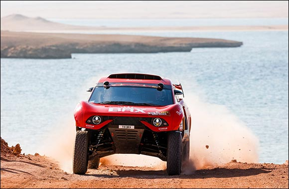Roma Hunting Down Fourth Place After Stage Nine of the Dakar Rally