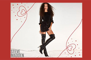 It's time to get your Valentine's Day Shoe Game in Order with Steve Madden