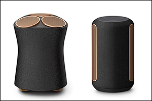 Unique Spatial Sound Technologies for Ambient Room-filling Sound with Sony's Latest Premium Wireless ...