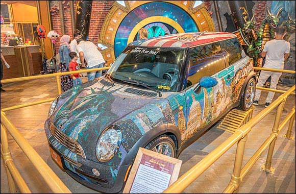 Experience a weirdly wonderful world: Visiting Ripley's Believe It or Not!® museum at Global Village is a must for every guest in 2021