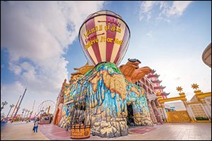 Experience a weirdly wonderful world: Visiting Ripley's Believe It or Not!� museum at Global Village ...