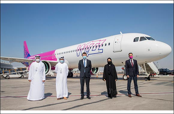 Wizz Air Abu Dhabi Takes to the Skies for the First Time
