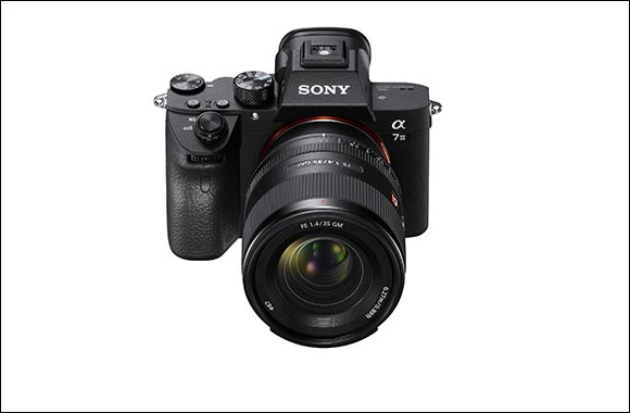 Sony Middle East & Africa Launches Newest Addition to G Master™ Full-Frame Lens Series with the Indispensable FE 35mm F1.4 GM