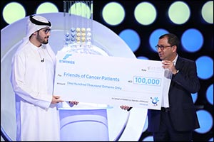 EWINGS Donates AED 100,000 and Signs Agreement with Friends of Cancer Patients