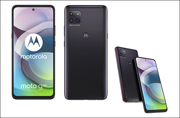 Motorola Launches Moto G 5G – the most Affordable 5G Smartphone in the UAE for 999 AED