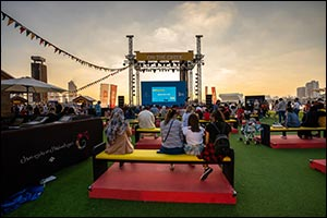 Dubai Festival City Mall Launches Family Outdoor Market Experience �on the Creek' Featuring Food, En ...