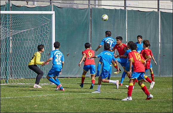 El Talento and La Liga HPC Tighten their Grip on U16 Top Position as DSC Football Academies Championship Resumes