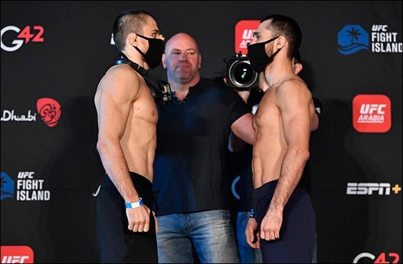 New Kid on the Block: Umar Nurmagomedov Relishing Opportunity to Make UFC Debut in Abu Dhabi