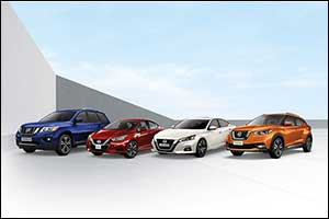 Nissan of Arabian Automobiles Reveals Second Batch of �A Golden Start to 2021' Winners