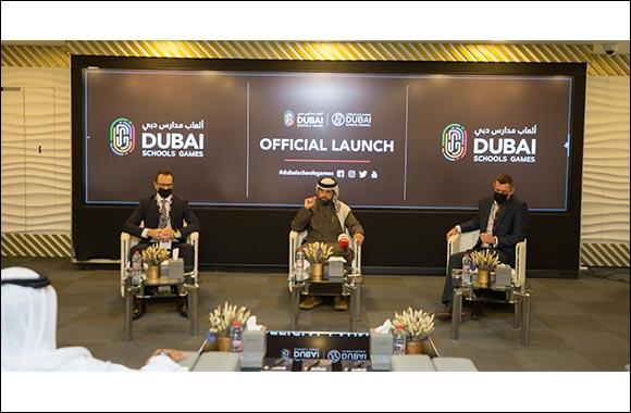 Dubai Sports Council Launch Dubai's First  All-Schools Sports Tournament Series