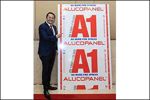 Danube Group Launches World's First Civil Defence Approved Alucopanel A1 Aluminium Composite Panel F ...
