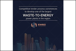 EWEC and Tadweer Announce Commencement of Competitive Tender Process to Develop one of the Largest W ...