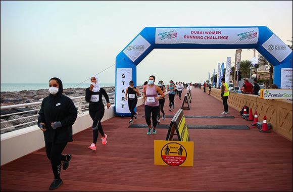 Charlotte McGarry Bags 10K Run honours in Stage 2 of Dubai Women's Running Challenge