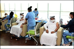 Emirates Post Group Rolls Out in-House Vaccination Programme