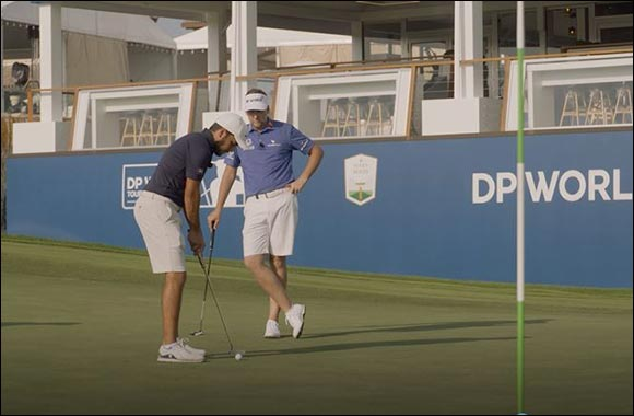 Ian Poulter Empowers UAE National Team Golfer Ahmad Skaik to Achieve More in Sport