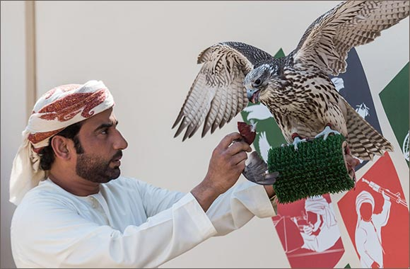 Fakhr Al Ajyal (Pride of Generations) Falconry Championship to kick off on January 30