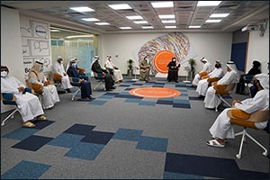 Dubai Customs discusses Youth's Role in Tomorrow's Customs