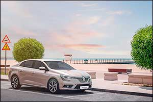 Renault Megane 2021 Available with Unmissable DSF offers at Arabian Automobiles Renault
