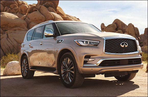 INFINITI QX80 2021: As Exquisite As It Can Get
