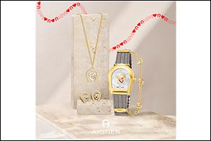 AIGNER Spreads Love this Valentine's Day