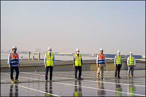 Bayara and Total Solar Distributed Generation Celebrate First Year of Solar Rooftop Installation'