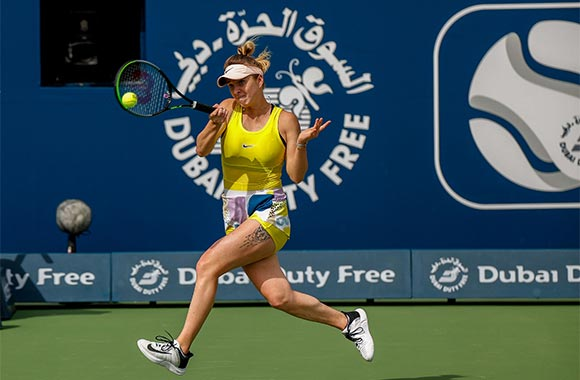 World's Top Women's Stars To Battle For Dubai Duty Free Tennis Championships Trophy
