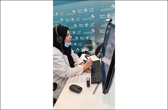 DHA's Doctor for Every Citizen Initiative Provides More Than 83,000 Annual Telemedicine Consultations