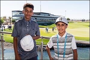 Saudi Schoolboys' Joy After Golf Hero Bryson DeChambeau Gifts Them His Iconic Flat Cap