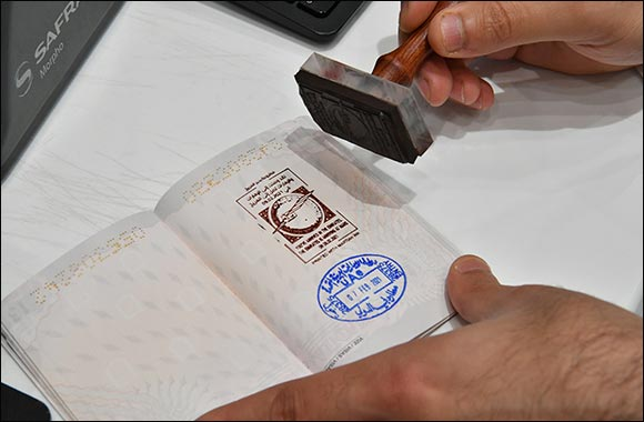UAE Visitors to Receive 'Martian Ink' Passport Stamp Upon Arrival