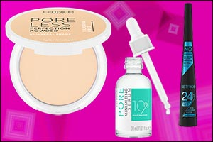 �CATRICE� New Year, Clean (Beauty) You!