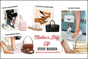 Mother's Day Gift Guide - Steve Madden