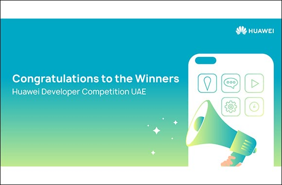 Huawei Announces the UAE Country Winners of its Huawei Developer Competition 2020