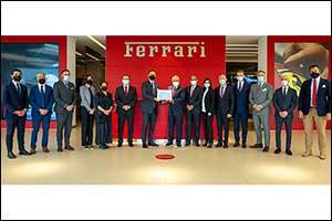 Al Tayer Motors Wins Ferrari's Prestigious �Best Importer' and �Best Showroom Experience' Awards for ...