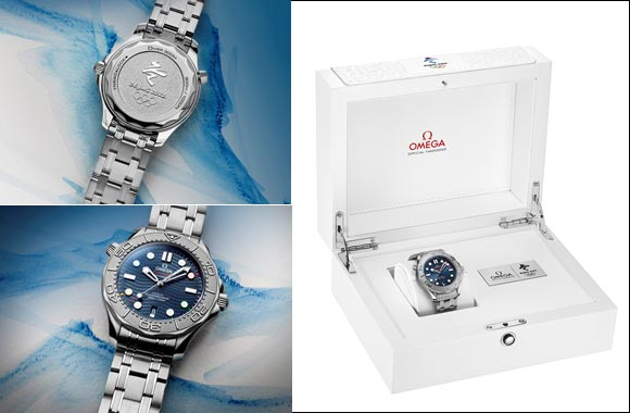 "Introducing the OMEGA Seamaster Diver 300M ""Beijing 2022"" Special Edition"