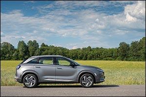 Hyundai NEXO awarded �Alternative Energy Car Of The Year' Award at annual GQ Car Awards 2021