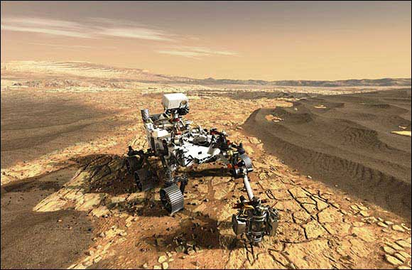 Airbus Space Technology Reaches Mars