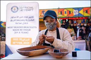 Global Village claims 15th Guinness World Records� title of Season 25 in association with Africa Pav ...
