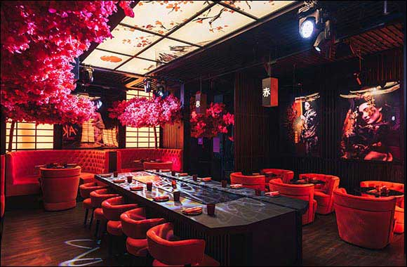 Now Open: AKA; The Immersive Japanese Lounge and Show Nighterie