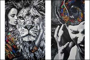 New Gallery & Art Collection by Kristel Bechara