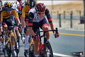 Brave Team Performance Puts Pogacar in Prime Position After Stage 1 of the UAE Tour