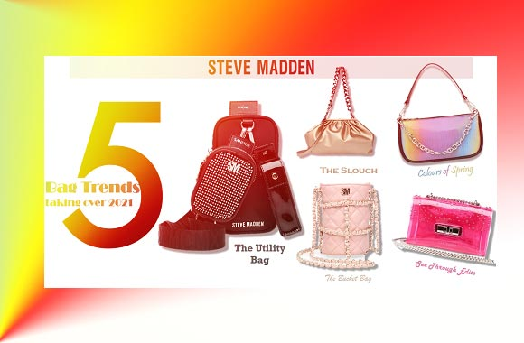 5 Bag Trends to take over 2021 - Steve Madden