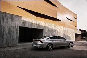 K8, a Modern Innovative Sedan,  Herald the Newly Transformed Kia Brand
