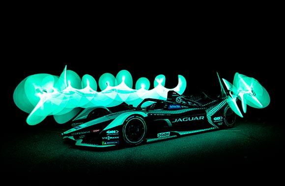 Night Fever: Jaguar Racing Ready for Season Seven of Formula E Under the Lights in Saudi Arabia