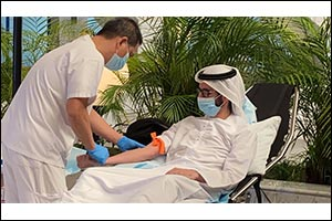 SEHA Urges the Community to Donate Blood to Save Lives