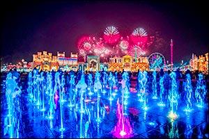 Musical Fireworks return to Global Village for final weeks of Jubilee Season