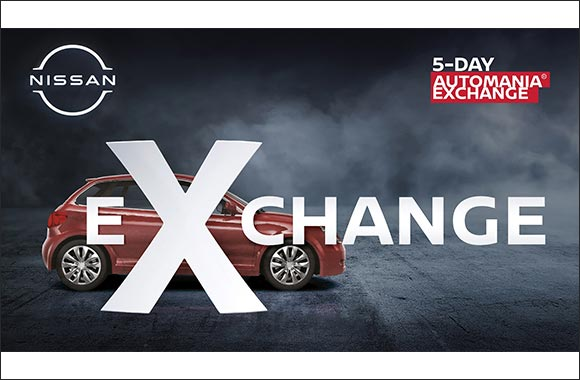 Arabian Automobiles launches 9th edition of customer-favorite trade-in campaign: Nissan's Automania Exchange