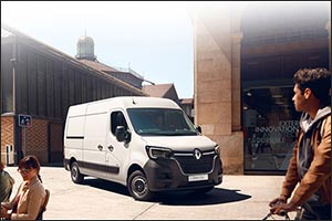 Arabian Automobiles Launches the NEW 2021 RENAULT MASTER: A Fleet Vehicular Innovation